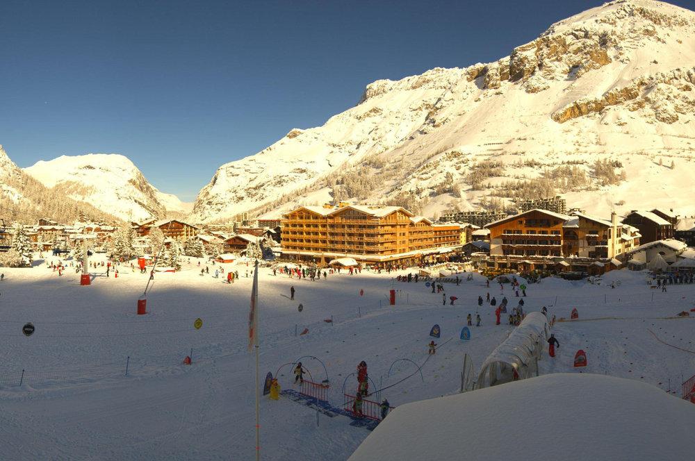 Val d'Isère Feb. 17, 2014 - ©Katallys / Livecam 360