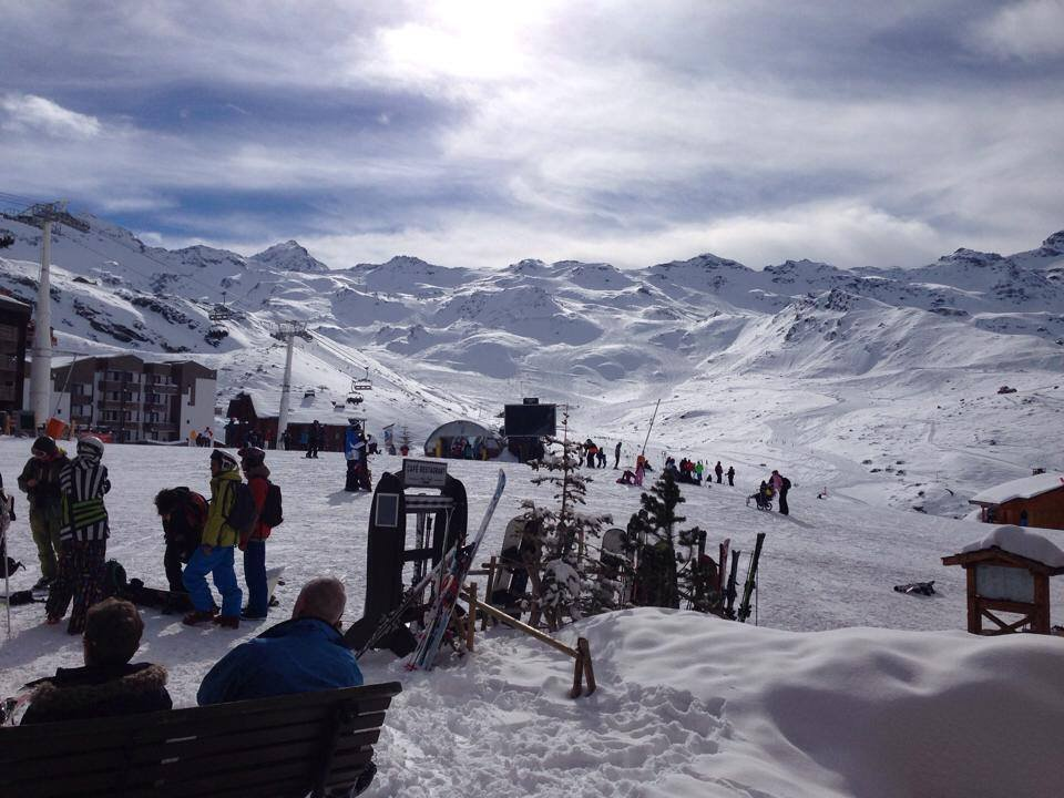 Val Thorens Feb. 6, 2014