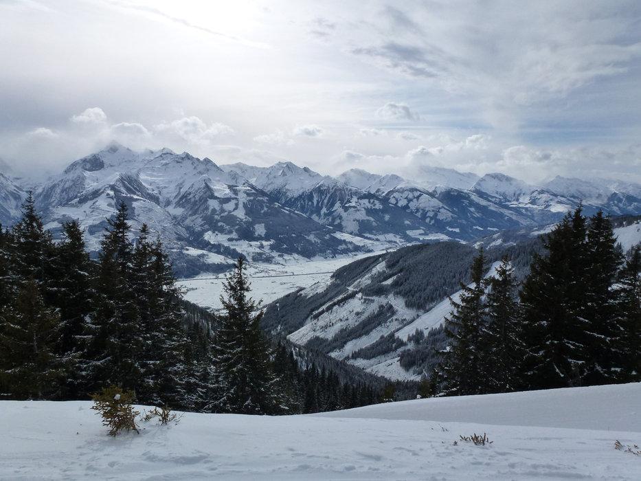 Impressionen von der Schmittenhöhe Anfang Februar 2014 - © Schmittenhöhebahn AG