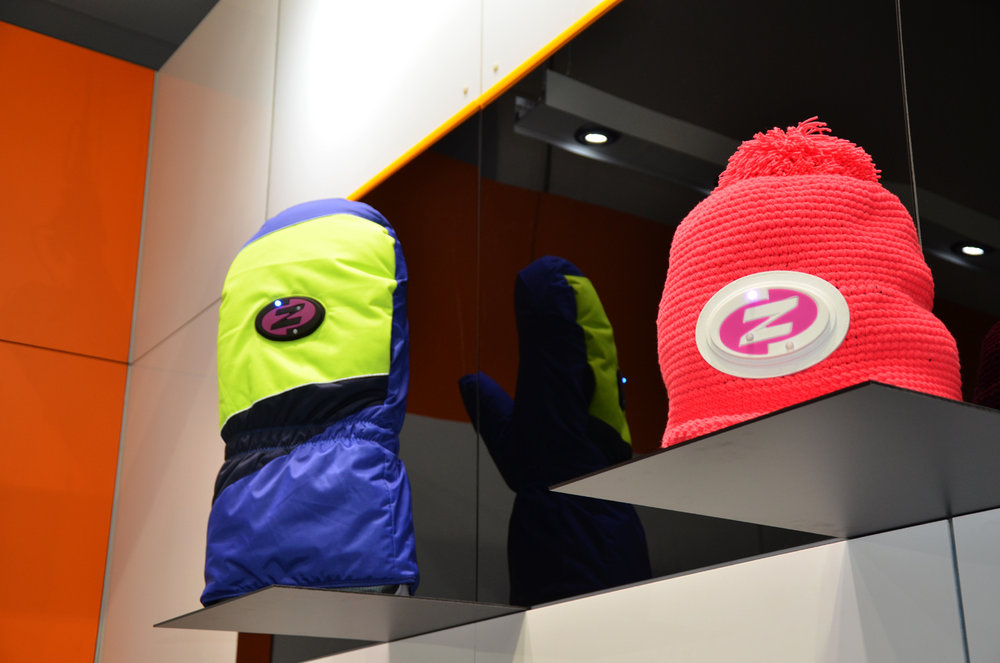 Ziener at ISPO 2014 - ©Skiinfo
