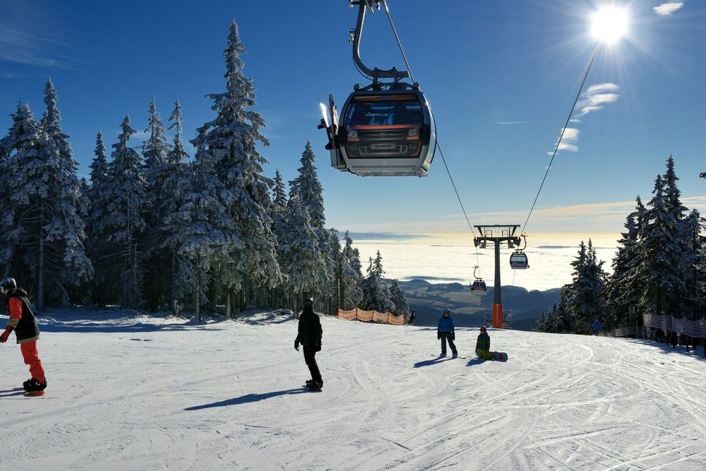 Spring skiing: Černá hora - Janské Lázně 13.3.2014 - © Černá hora - Janské Lázně FB