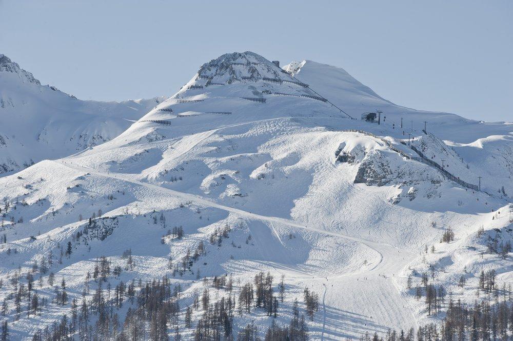 Skigebiet Zauchensee - Flachauwinkl - Kleinarl - © Hans Huber
