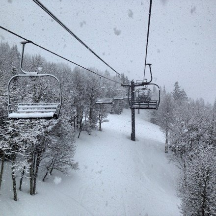 Dumping today!