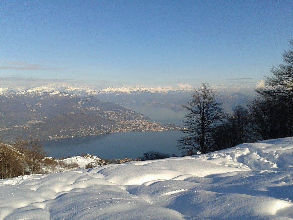 Mottarone - Panorama - © MottaroneSki