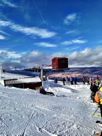 Was here last Sunday, awesome conditions with great snow!