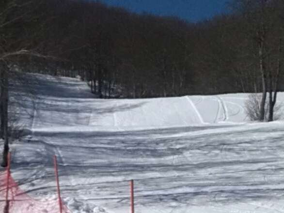 piste ben battute...neve fantastica...tempi eccezionale...andate ci..e meraviglioso...