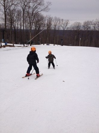 Great final days of skiing this year.