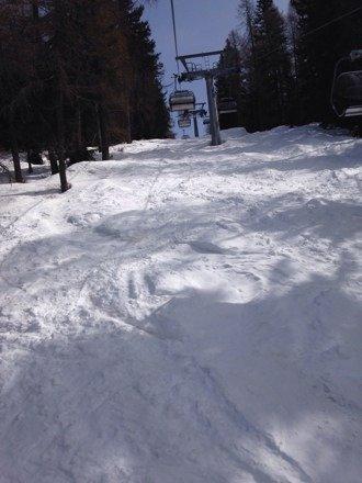Madesimo - Condizioni piste, weekend 29-30 Marzo 2014