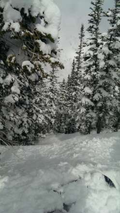 best turns off my life came yesterday. waist deep I'm some spots. I love this place.