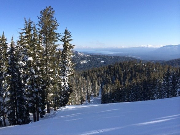 Best conditions of the season are right now!