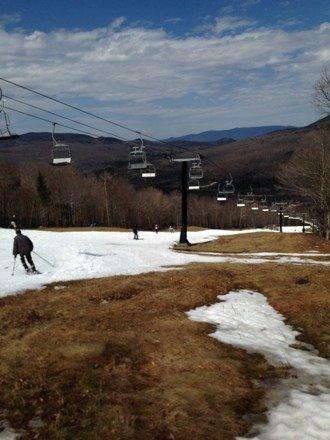 What a great last day at Bretton Woods! Thanks for making spring skiing available to families by keeping all terrain open. Can't wait for next year.