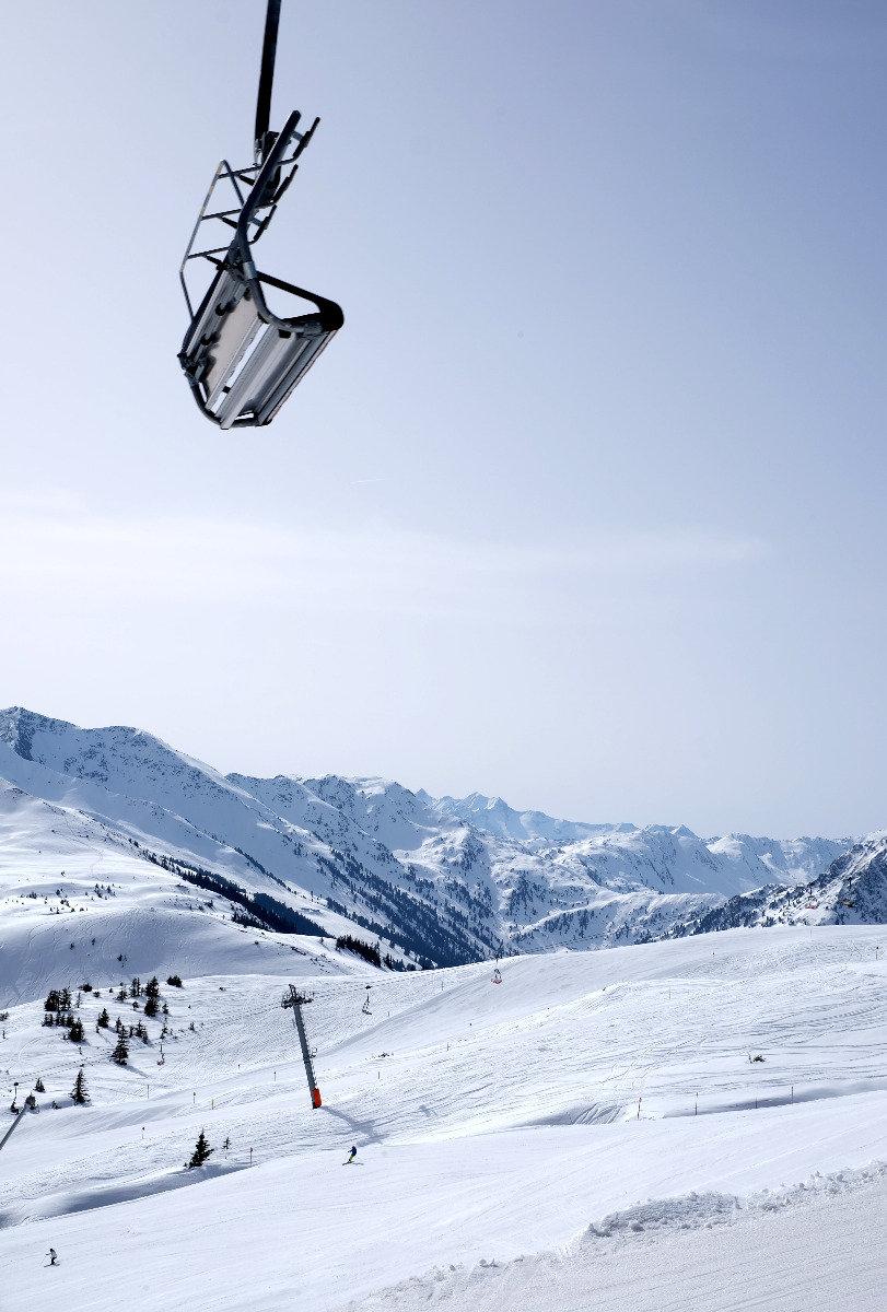 Unterwegs im Ski Juwel Alpbachtal Wildschönau - © Skiinfo