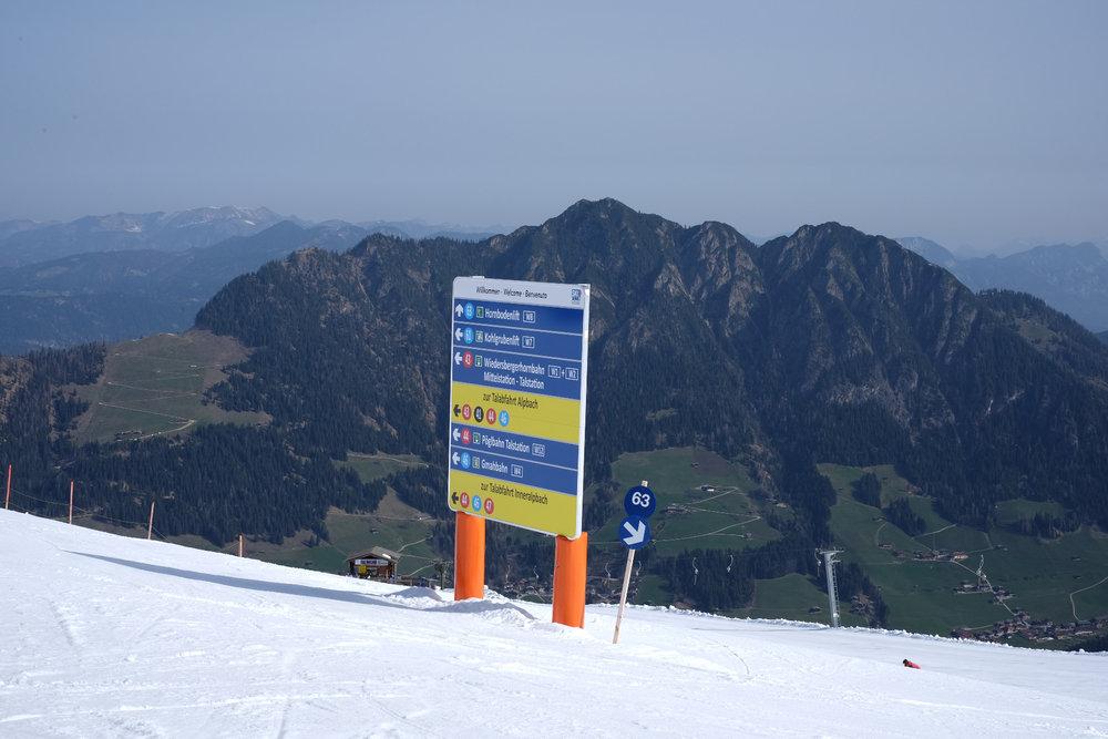 Frühlingsskifahren im Alpbachtal - © Skiinfo