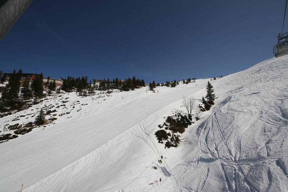 Gmah Abfahrt im Ski Juwel - © Skiinfo