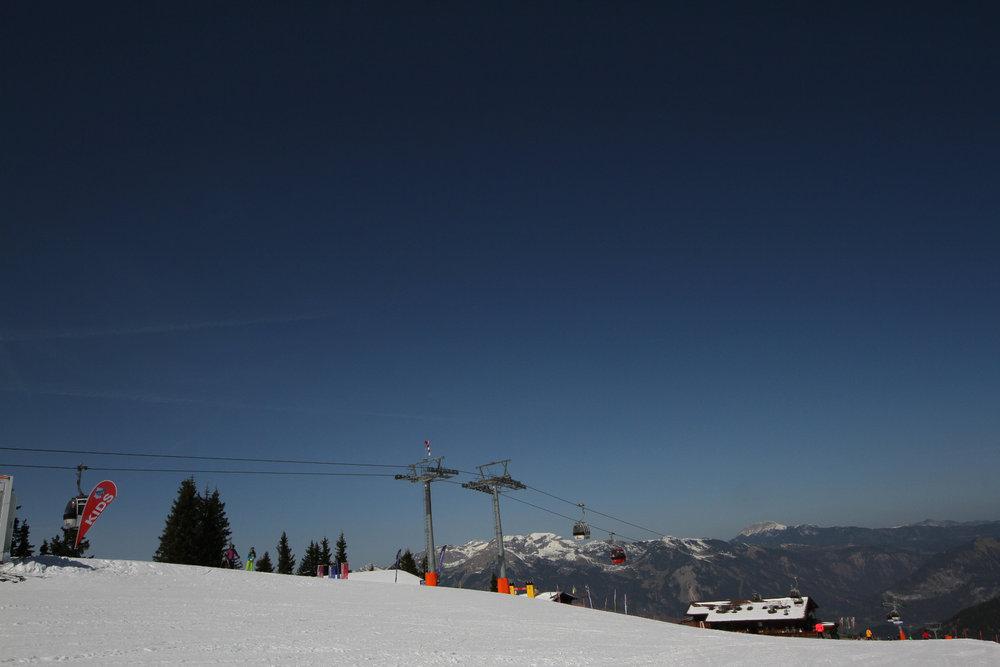 Impressionen aus dem Skigebiet Alpbachtal Wildschönau - © Skiinfo