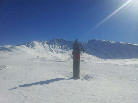 Alpe di Siusi - Neve di Marzo 2014