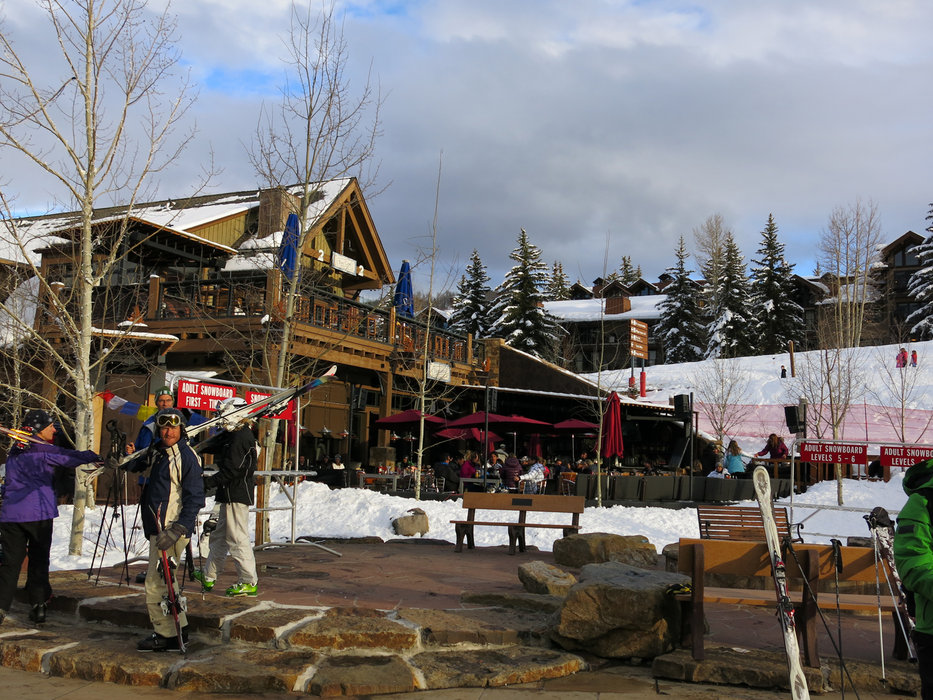 Apres ski fun in Snowmass - © Micaela Romani