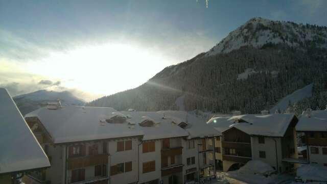 ...es hat 24h geschneit und jetzt scheint die Sonne... mehr muss ich nicht sagen ;-) (User-Bericht von Silvio aus Arabba, 24.3.2014)