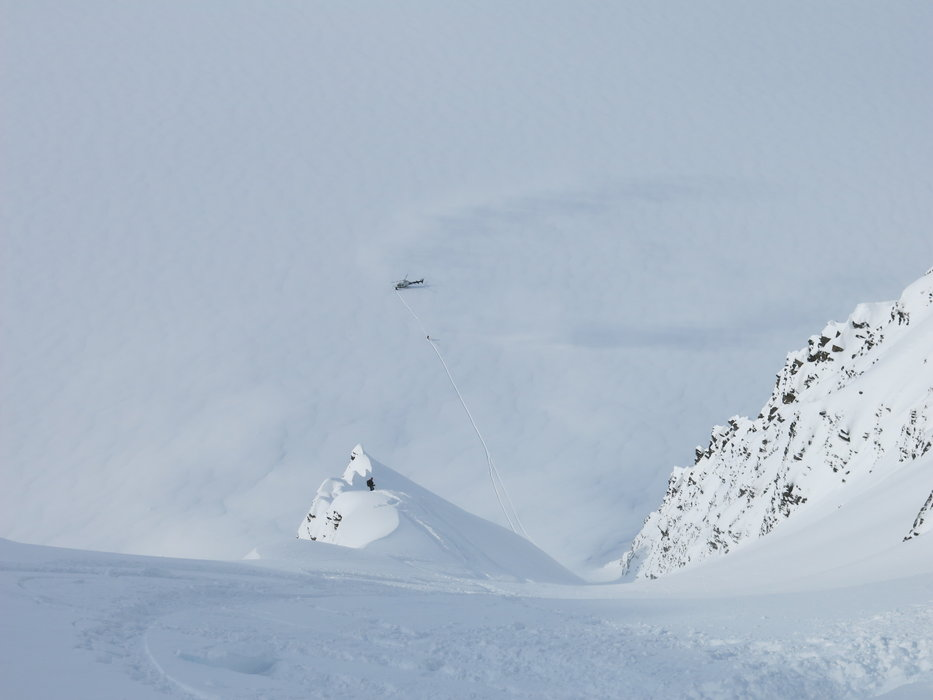 Big Vert to Glacier 2014. - © Doug Krause