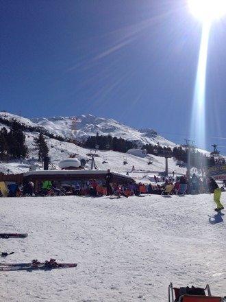 Bormio - Neve di Marzo 2014