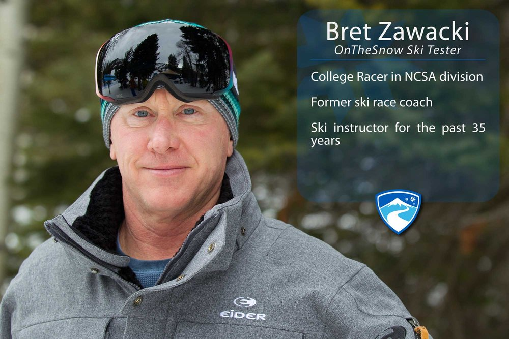 "Bret Zawacki, 53. What's the worst thing that's ever happened to you while skiing? ""My jacket, tied around my waste, got caught in the chair with no lift operators. As I rounded the bowl wheel, I was dangling. At 20 feet off the ground, the sleeves ripped off, and I bounced as I hit the ground. I was unhurt, and everyone laughed."" - ©Cody Downard Photography"