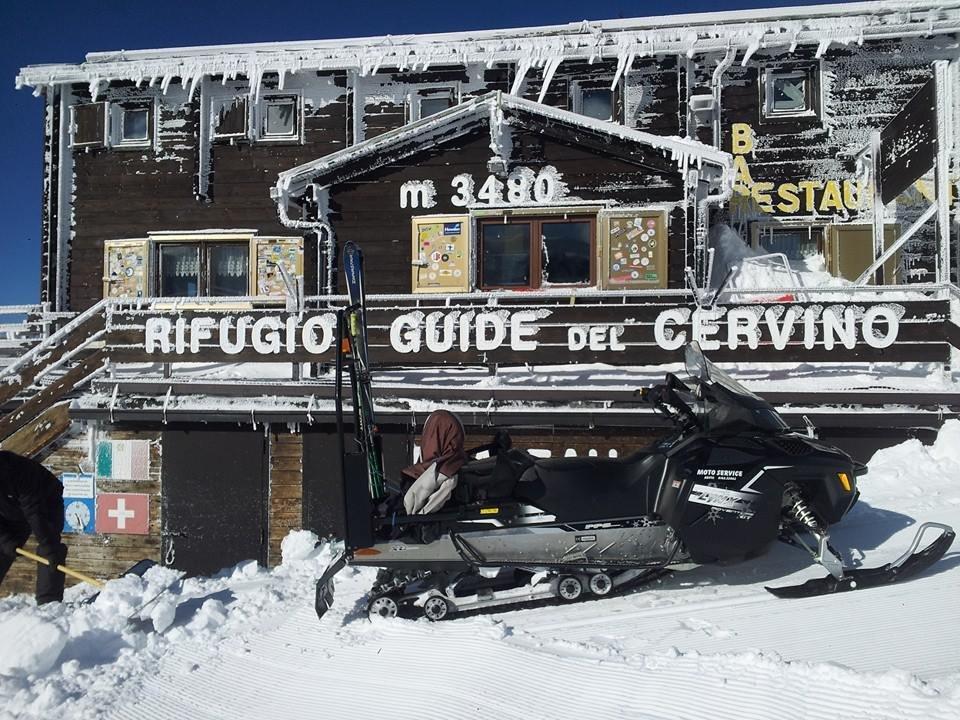 Cervinia - ©Rifugio Guide del Cervino