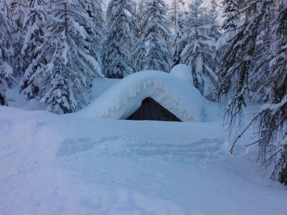 Comprensorio Ski Civetta - Condizioni piste 22-23-24 Febbraio 2014