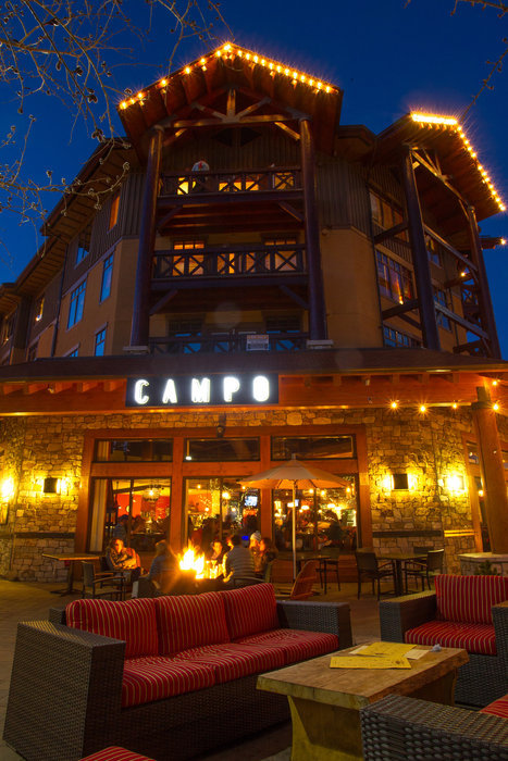 Dining at Campo in Mammoth Lakes is a delicious culinary experience - ©Cody Downard Photography