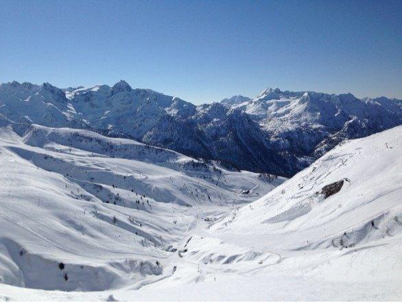 Foppolo - Neve di Marzo 2014