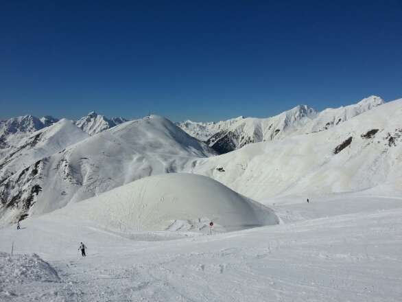 Foppolo, Brembo Ski - Condizioni piste 22-23-24 Febbraio 2014