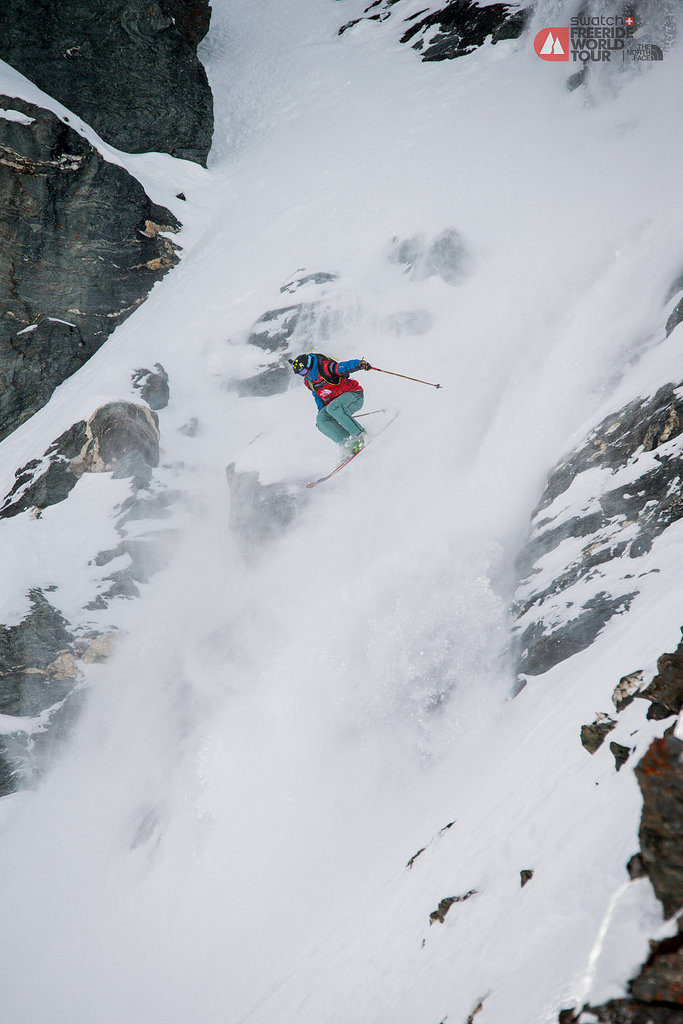 Drew Tabke (USA) - ©Freeride World Tour