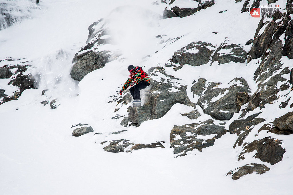 Steve Klassen (USA) - ©Freeride World Tour