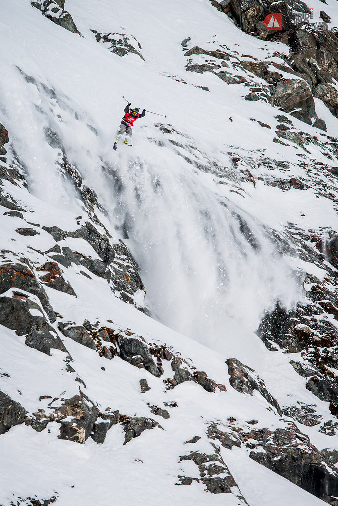 Nicolas Salencon (ARG) - ©Freeride World Tour