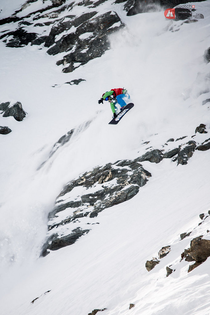 Jonathan Charlet - ©Freeride World Tour
