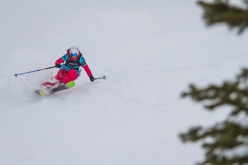 Zábery zo štvrtej etapy Freeride World Tour 2014: Snowbird, USA - © freerideworldtour.com / Lloyd