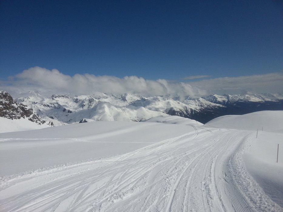 Ghiacciaio Presena - ©Adamello Ski