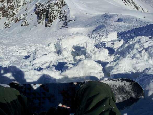 Madesimo - Neve di Marzo 2014