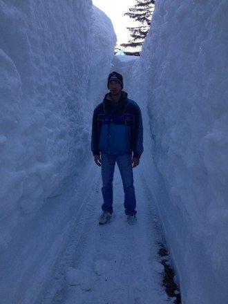 Madesimo - Condizioni piste 22-23-24 Febbraio 2014