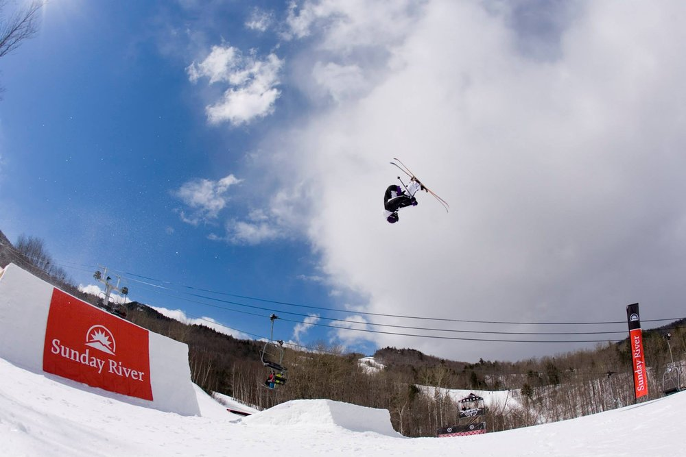 There's nothing small about the Simon Dumont Cup at Sunday River. - © Sunday River