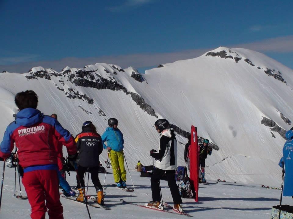 Letni sezon narciarski na Passo Stelvio trwa od czerwca do listopada! - © Pirovano