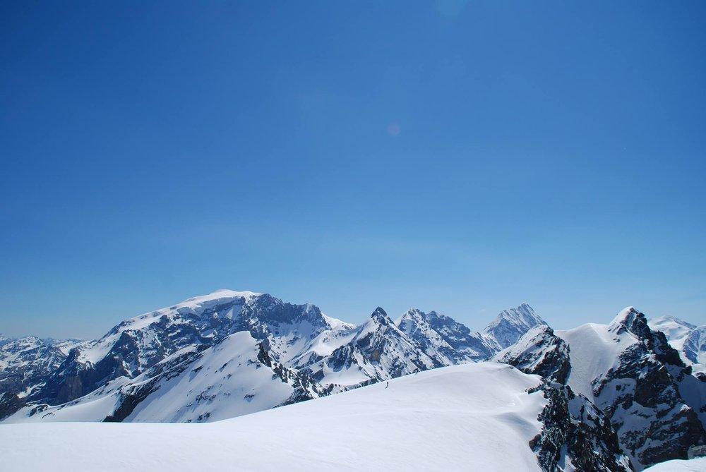 Letni sezon narciarski na Passo Stelvio trwa od czerwca do listopada!