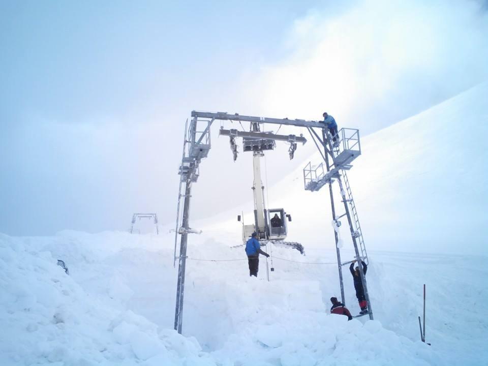 Letni sezon narciarski na Passo Stelvio trwa od czerwca do listopada! - © U. Capitani
