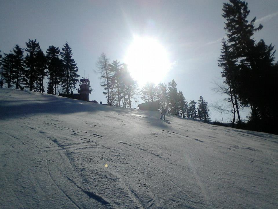 Plešivec 27.2.2014 - © Skiareál Plešivec FB
