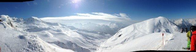 San Simone, Brembo Ski - Neve di Marzo 2014