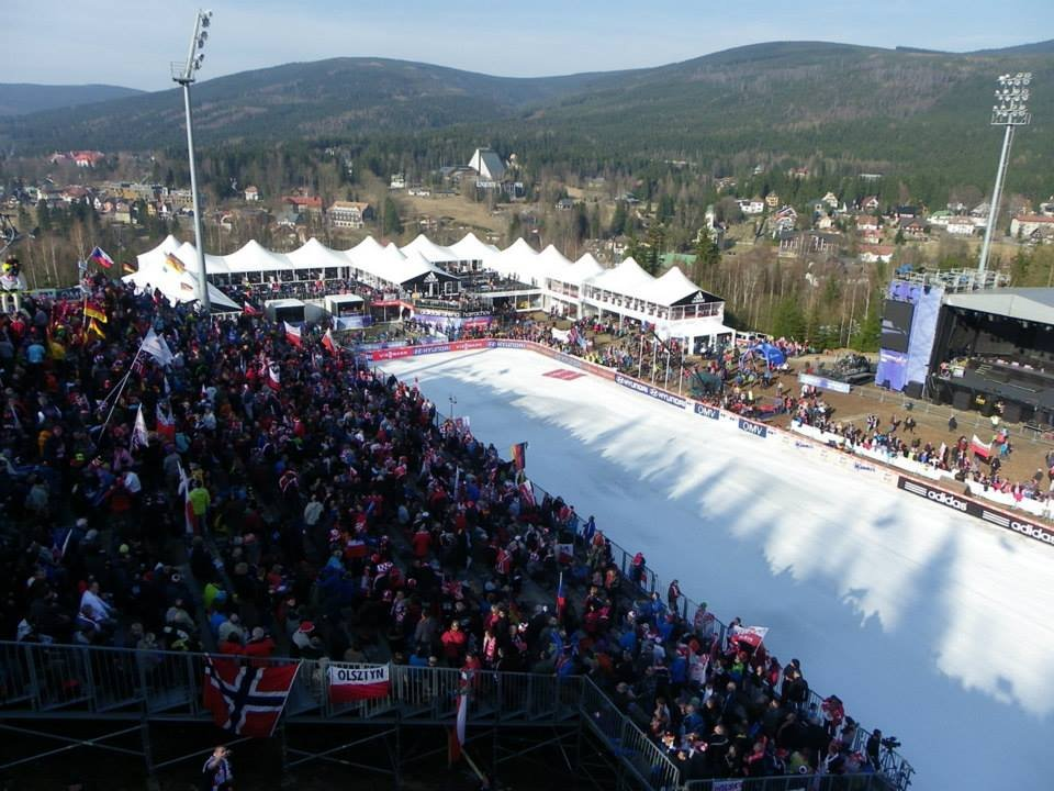 Ski Flying World Championships 2014 Harrachov, Day 2 - ©SA Harrachov
