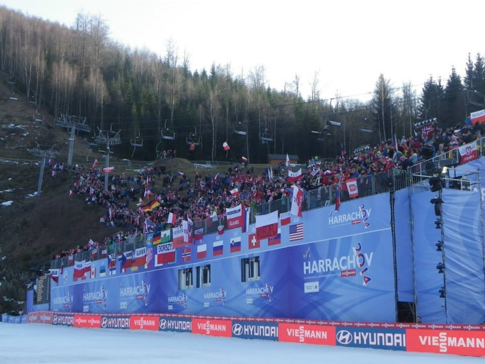 Ski Flying World Championships 2014 Harrachov, Day 2 - © SA Harrachov