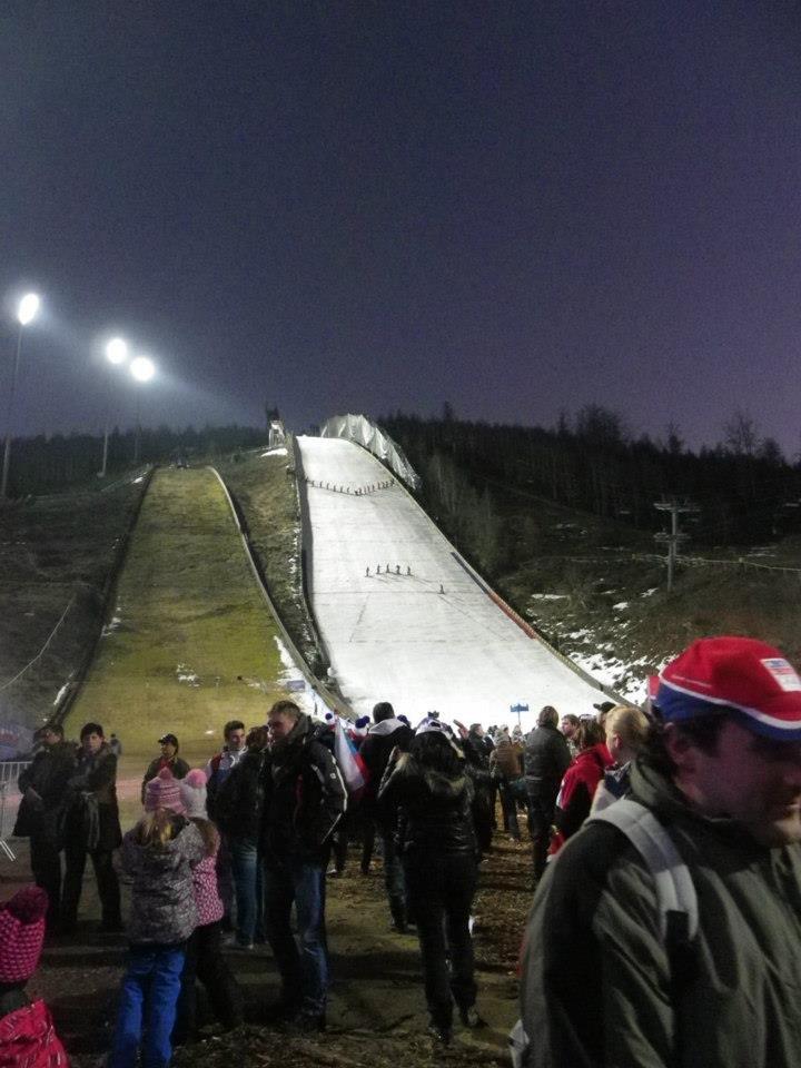 Ski Flying World Championships 2014 - © SA Harrachov