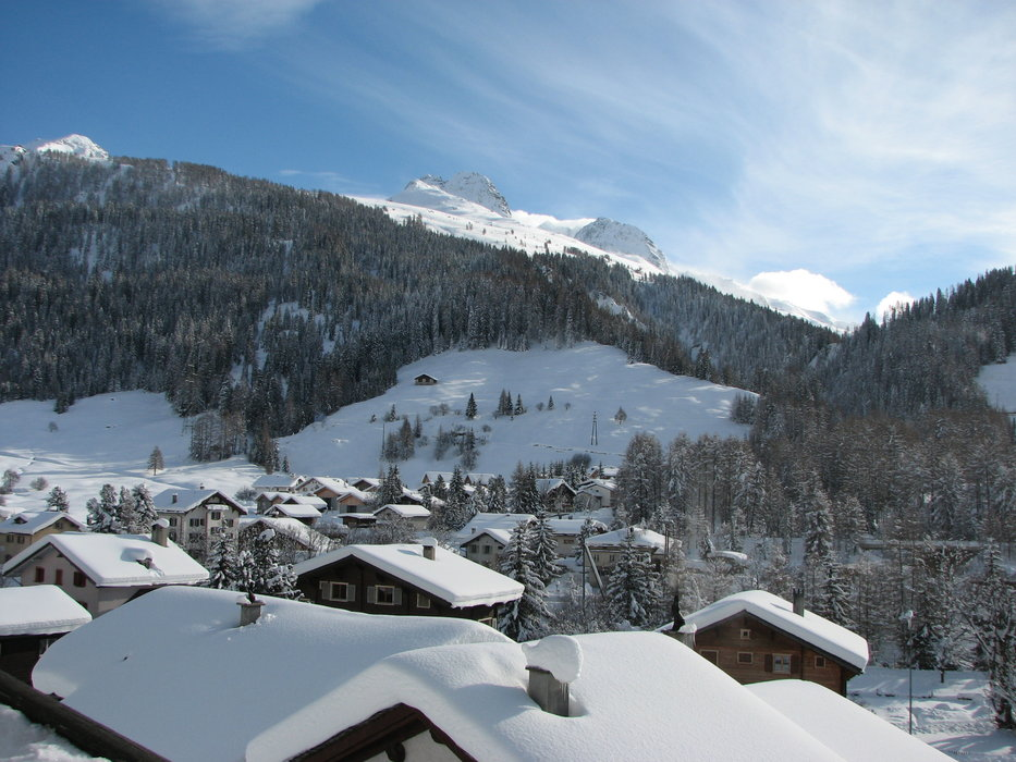 Impressionen von der Skitour Pizzo Tambo (3279 m) - © Marion Neumann
