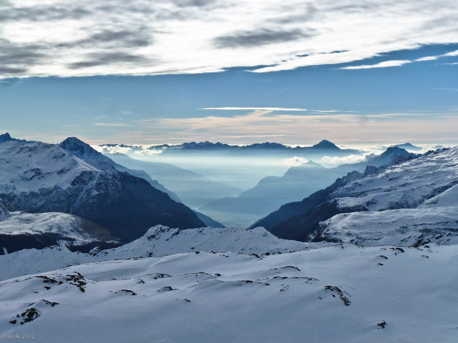 Ski Tour Pizzo Tambo (SUI) - © Daniel Schweiss