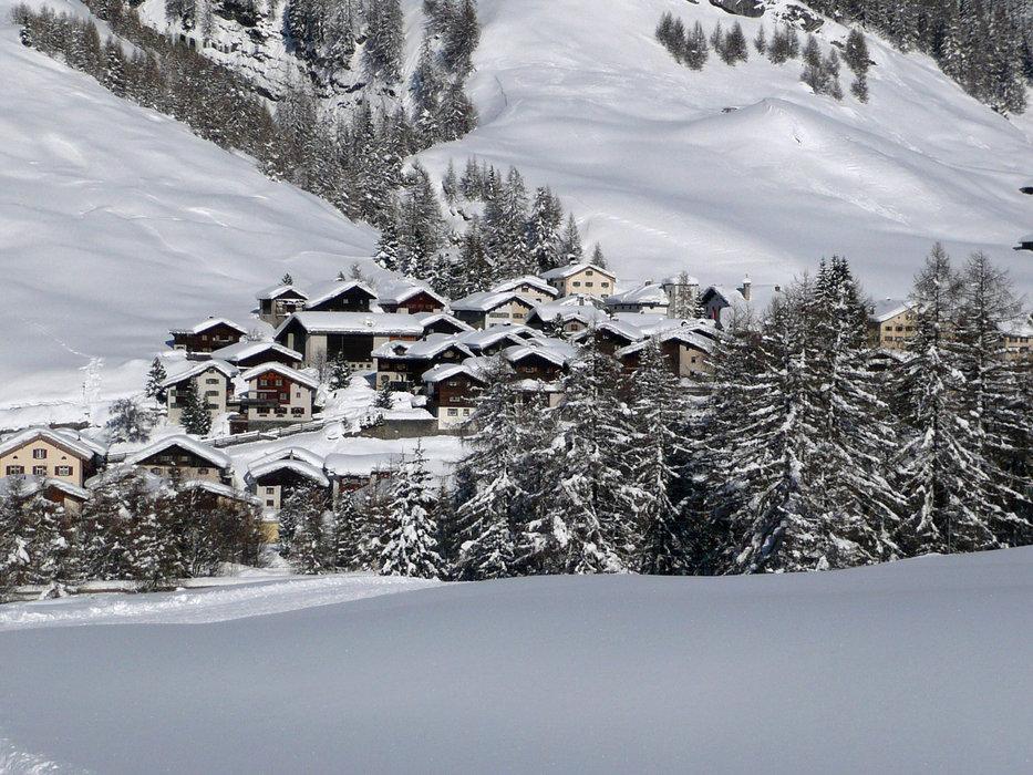 Ski Tour Pizzo Tambo (SUI) - ©Viamala Tourismus